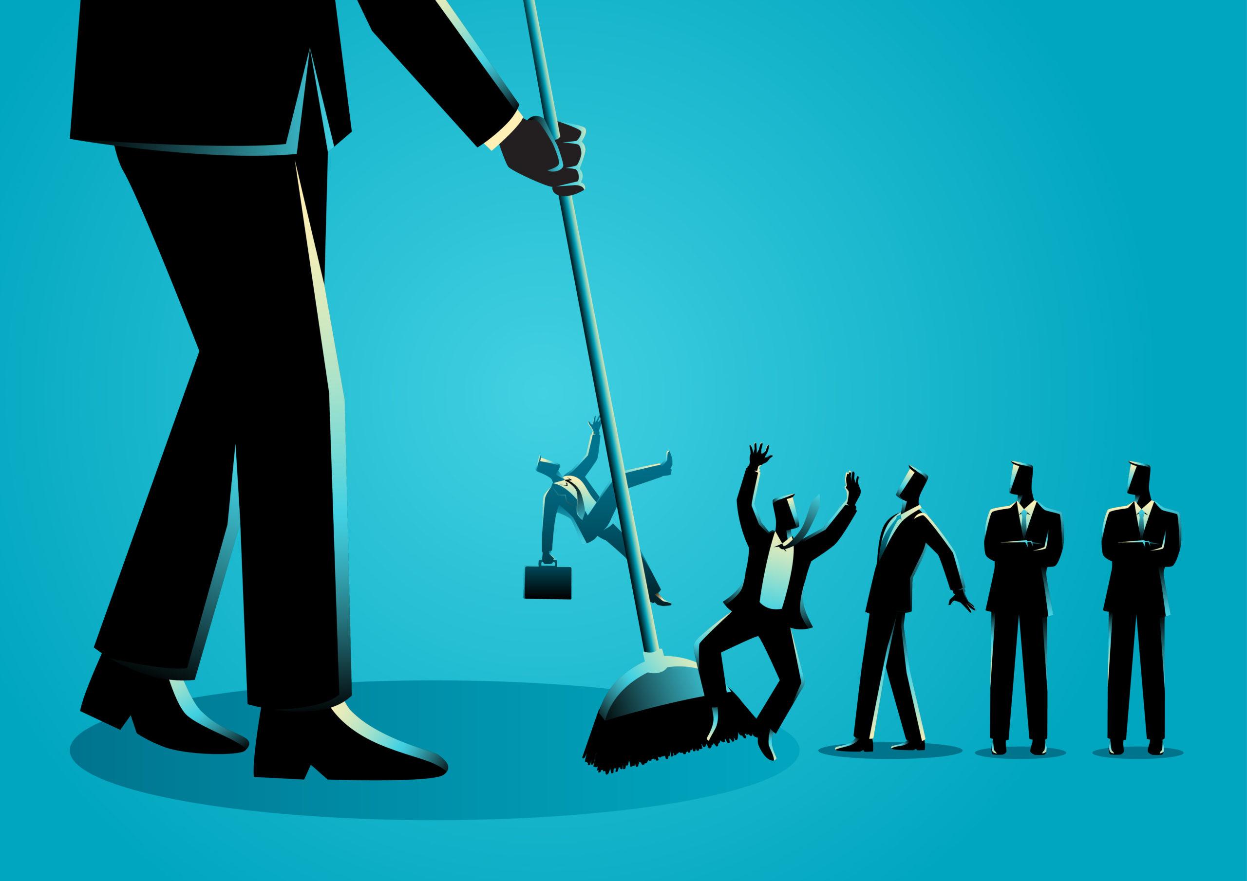 不動産の営業でノルマ未達の場合